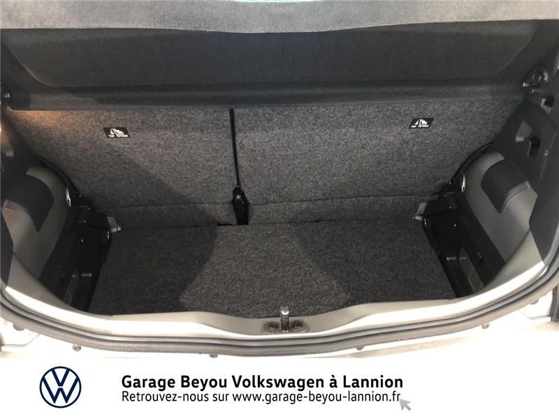 Photo 16 de l'offre de VOLKSWAGEN UP 1.0 60 BLUEMOTION TECHNOLOGY BVM5 à 11990€ chez Garage Beyou - Volkswagen Lannion