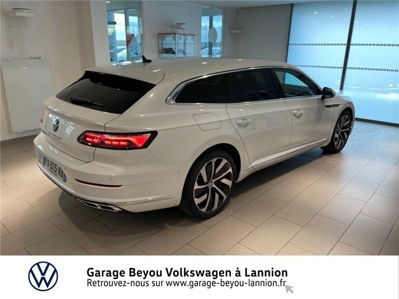 Photo 5 de l'offre de VOLKSWAGEN ARTEON 2.0 TDI EVO SCR 150 DSG7 à 43990€ chez Garage Beyou - Volkswagen Lannion
