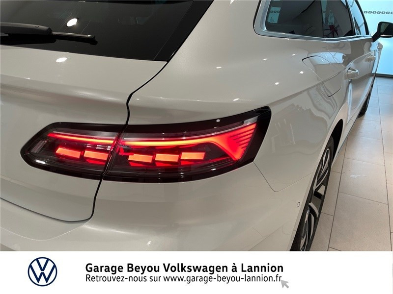 Photo 17 de l'offre de VOLKSWAGEN ARTEON 2.0 TDI EVO SCR 150 DSG7 à 43990€ chez Garage Beyou - Volkswagen Lannion