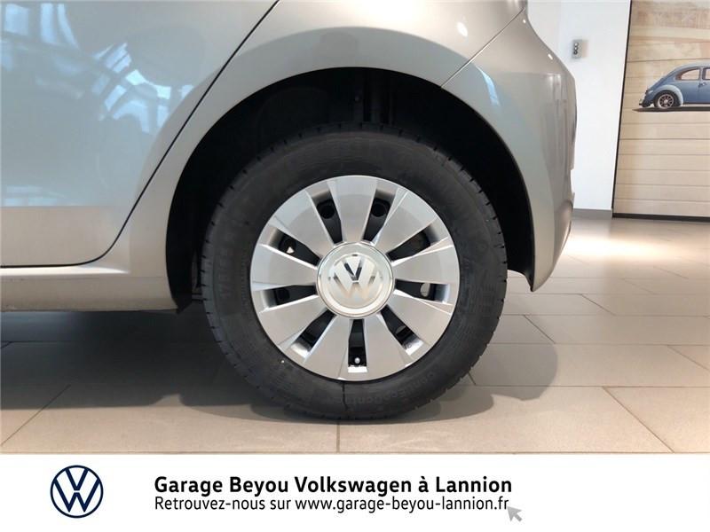 Photo 7 de l'offre de VOLKSWAGEN UP 1.0 60 BLUEMOTION TECHNOLOGY BVM5 à 11990€ chez Garage Beyou - Volkswagen Lannion