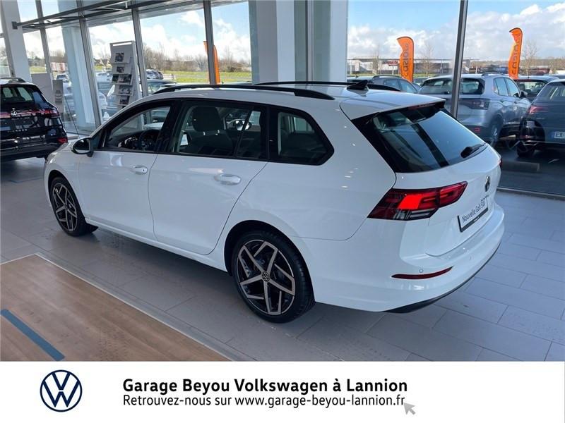 Photo 4 de l'offre de VOLKSWAGEN GOLF 2.0 TDI SCR 150 DSG7 à 34990€ chez Garage Beyou - Volkswagen Lannion