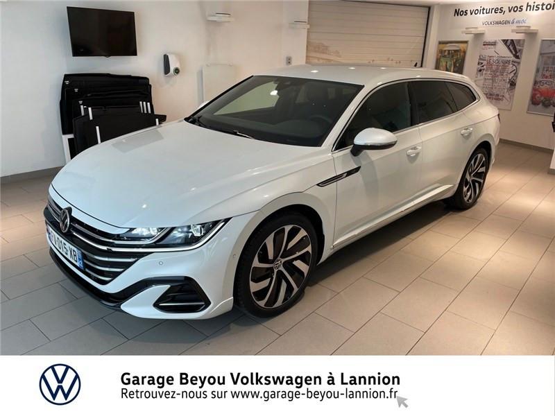 Photo 1 de l'offre de VOLKSWAGEN ARTEON 2.0 TDI EVO SCR 150 DSG7 à 43990€ chez Garage Beyou - Volkswagen Lannion