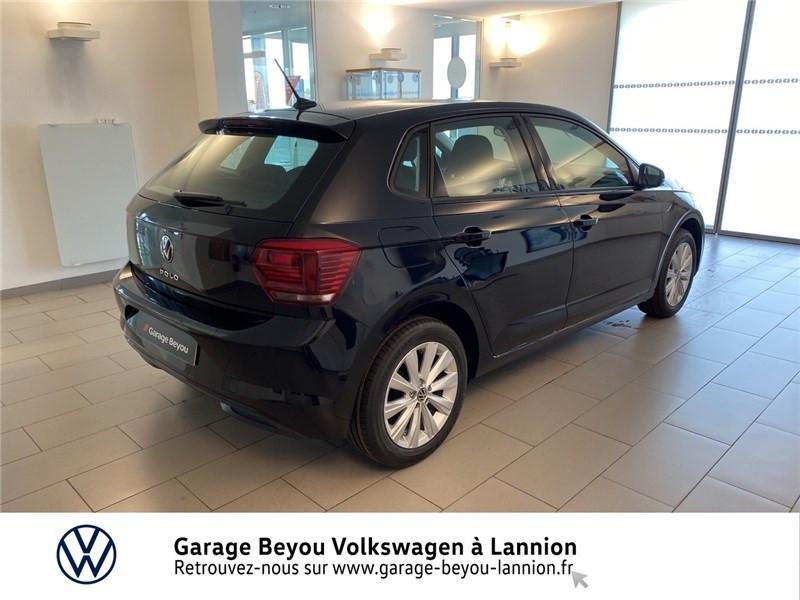 Photo 4 de l'offre de VOLKSWAGEN POLO 1.0 TSI 95 S&S BVM5 à 17990€ chez Garage Beyou - Volkswagen Lannion