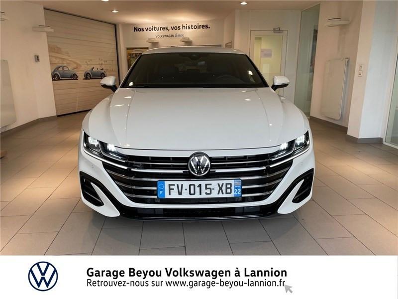 Photo 3 de l'offre de VOLKSWAGEN ARTEON 2.0 TDI EVO SCR 150 DSG7 à 43990€ chez Garage Beyou - Volkswagen Lannion