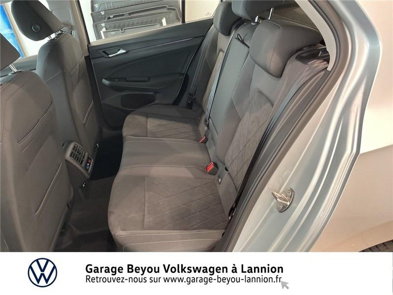 Photo 11 de l'offre de VOLKSWAGEN GOLF 1.4 HYBRID RECHARGEABLE OPF 204 DSG6 à 37990€ chez Garage Beyou - Volkswagen Lannion