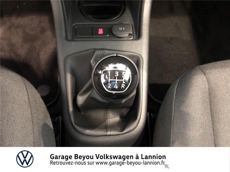 Photo 11 de l'offre de VOLKSWAGEN UP 1.0 60 BLUEMOTION TECHNOLOGY BVM5 à 11990€ chez Garage Beyou - Volkswagen Lannion