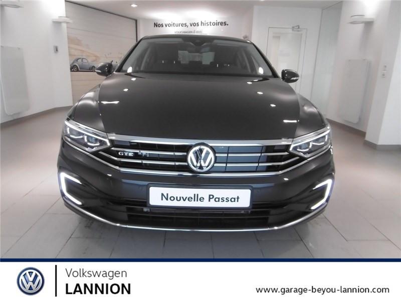 Photo 2 de l'offre de VOLKSWAGEN PASSAT 1.4 TSI HYBRIDE RECHARGEABLE DSG6 à 36990€ chez Garage Beyou - Volkswagen Lannion