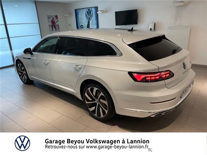 Photo 4 de l'offre de VOLKSWAGEN ARTEON 2.0 TDI EVO SCR 150 DSG7 à 43990€ chez Garage Beyou - Volkswagen Lannion