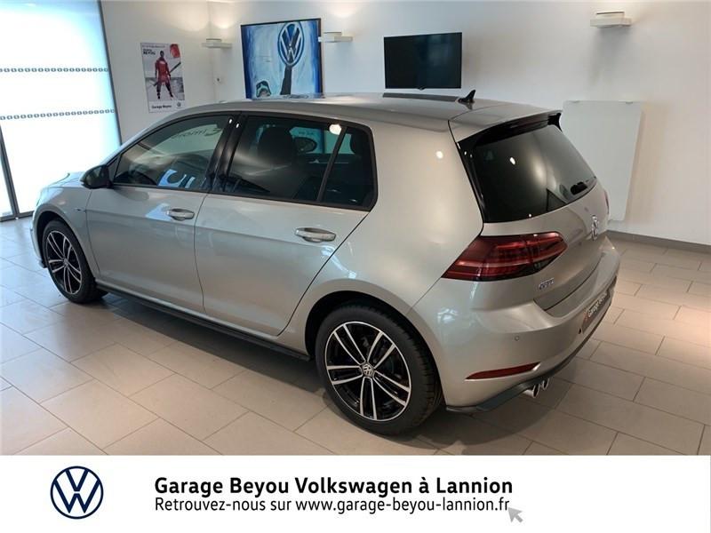 Photo 3 de l'offre de VOLKSWAGEN GOLF HYBRIDE RECHARGEABLE 1.4 TSI 204 DSG6 à 29990€ chez Garage Beyou - Volkswagen Lannion