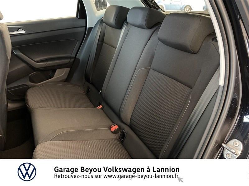 Photo 11 de l'offre de VOLKSWAGEN POLO 1.0 TSI 95 S&S BVM5 à 17990€ chez Garage Beyou - Volkswagen Lannion