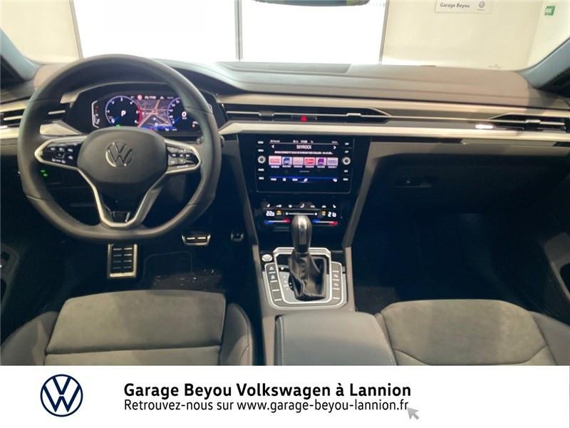 Photo 6 de l'offre de VOLKSWAGEN ARTEON 2.0 TDI EVO SCR 150 DSG7 à 43990€ chez Garage Beyou - Volkswagen Lannion