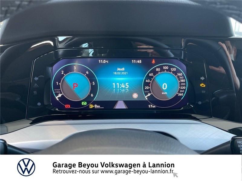 Photo 8 de l'offre de VOLKSWAGEN GOLF 2.0 TDI SCR 150 DSG7 à 34990€ chez Garage Beyou - Volkswagen Lannion