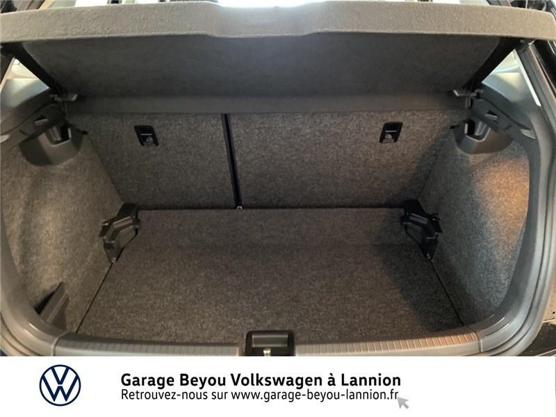 Photo 12 de l'offre de VOLKSWAGEN POLO 1.0 TSI 95 S&S BVM5 à 17990€ chez Garage Beyou - Volkswagen Lannion