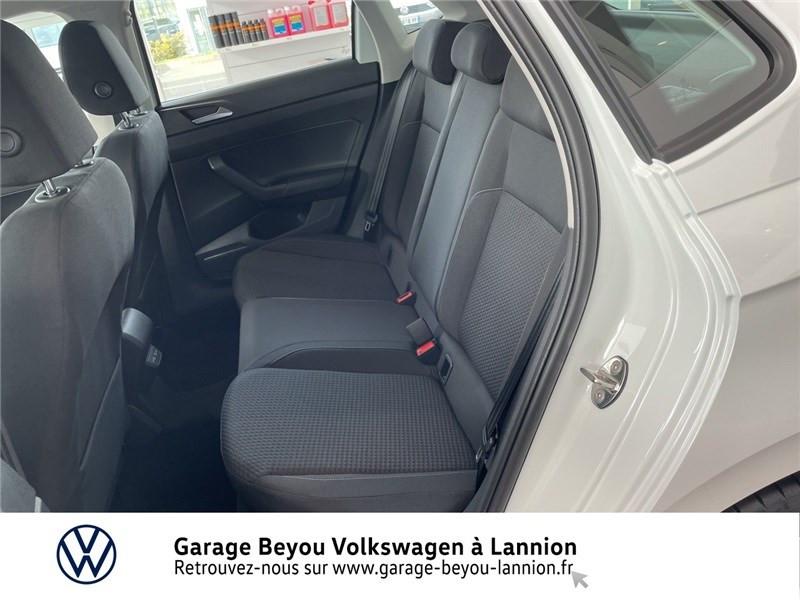 Photo 11 de l'offre de VOLKSWAGEN POLO 1.0 TSI 95 S&S BVM5 à 17790€ chez Garage Beyou - Volkswagen Lannion