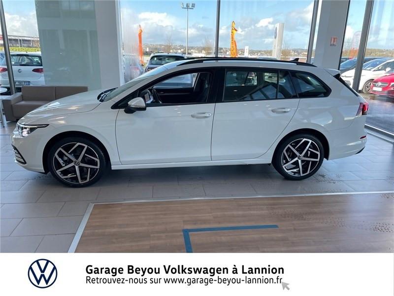 Photo 2 de l'offre de VOLKSWAGEN GOLF 2.0 TDI SCR 150 DSG7 à 34990€ chez Garage Beyou - Volkswagen Lannion