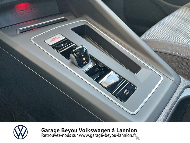 Photo 10 de l'offre de VOLKSWAGEN GOLF 1.4 HYBRID RECHARGEABLE OPF 245 DSG6 à 49690€ chez Garage Beyou - Volkswagen Lannion