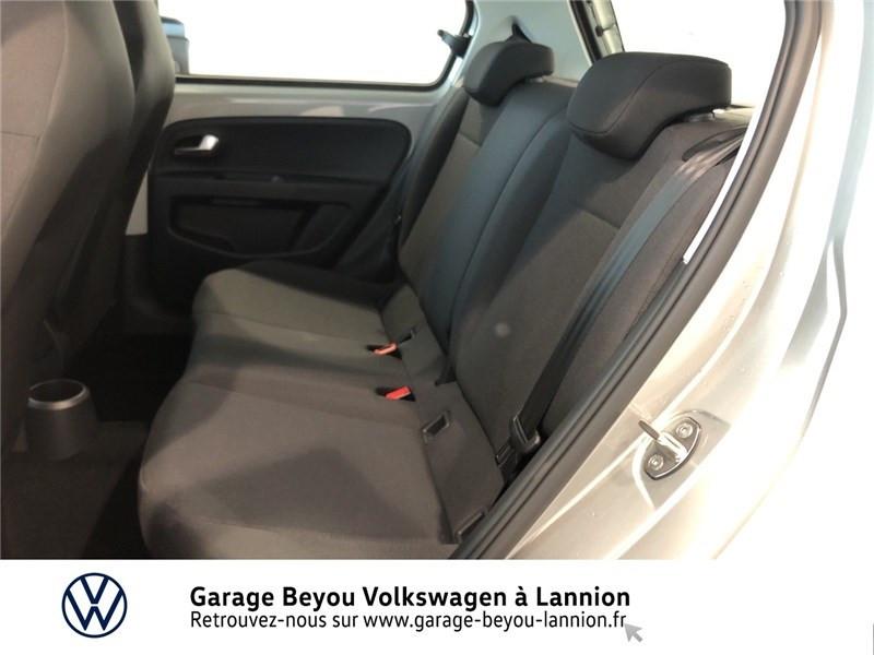 Photo 9 de l'offre de VOLKSWAGEN UP 1.0 60 BLUEMOTION TECHNOLOGY BVM5 à 11990€ chez Garage Beyou - Volkswagen Lannion