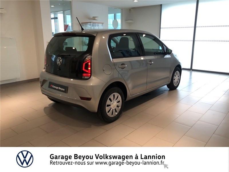 Photo 6 de l'offre de VOLKSWAGEN UP 1.0 60 BLUEMOTION TECHNOLOGY BVM5 à 11990€ chez Garage Beyou - Volkswagen Lannion