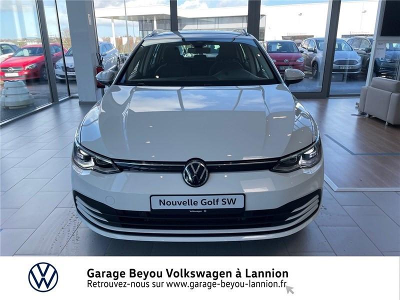 Photo 3 de l'offre de VOLKSWAGEN GOLF 2.0 TDI SCR 150 DSG7 à 34990€ chez Garage Beyou - Volkswagen Lannion