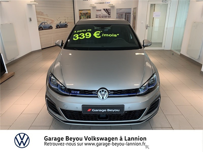 Photo 5 de l'offre de VOLKSWAGEN GOLF HYBRIDE RECHARGEABLE 1.4 TSI 204 DSG6 à 29990€ chez Garage Beyou - Volkswagen Lannion