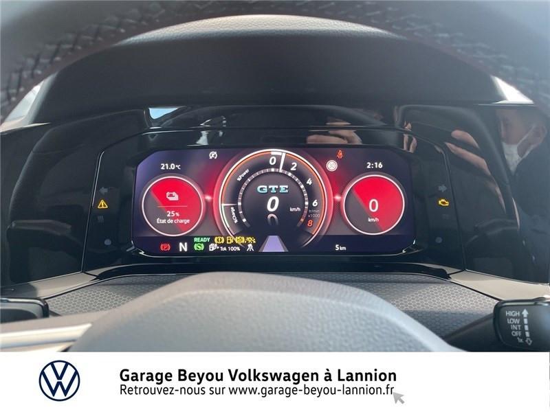 Photo 9 de l'offre de VOLKSWAGEN GOLF 1.4 HYBRID RECHARGEABLE OPF 245 DSG6 à 49690€ chez Garage Beyou - Volkswagen Lannion