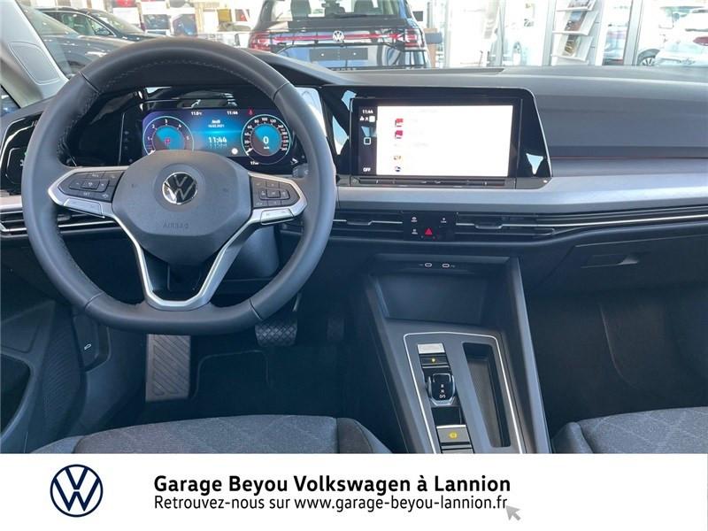 Photo 5 de l'offre de VOLKSWAGEN GOLF 2.0 TDI SCR 150 DSG7 à 34990€ chez Garage Beyou - Volkswagen Lannion