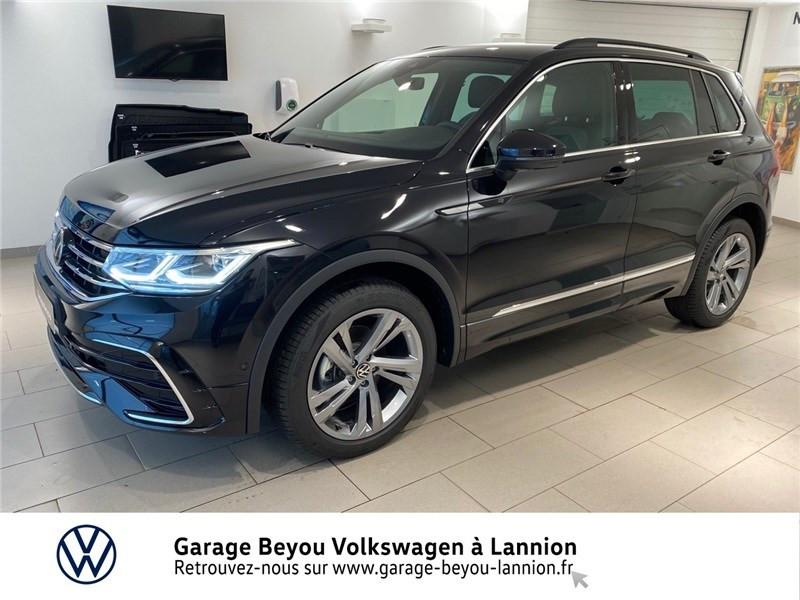 Photo 2 de l'offre de VOLKSWAGEN TIGUAN 2.0 TDI 150CH  DSG7 4MOTION à 43990€ chez Garage Beyou - Volkswagen Lannion