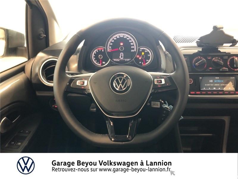Photo 13 de l'offre de VOLKSWAGEN UP 1.0 60 BLUEMOTION TECHNOLOGY BVM5 à 11990€ chez Garage Beyou - Volkswagen Lannion
