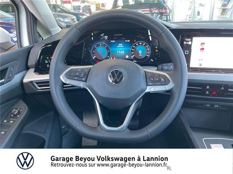 Photo 7 de l'offre de VOLKSWAGEN GOLF 2.0 TDI SCR 150 DSG7 à 34990€ chez Garage Beyou - Volkswagen Lannion