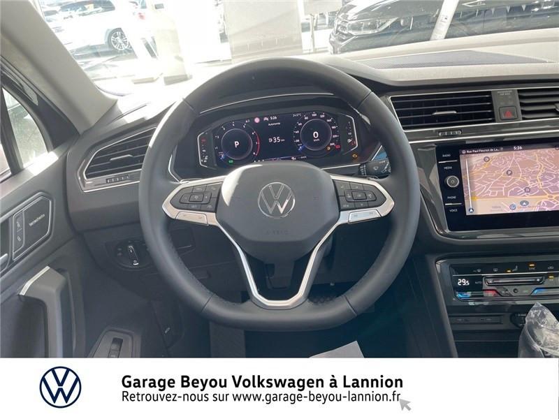 Photo 7 de l'offre de VOLKSWAGEN TIGUAN 1.5 TSI 150CH DSG7 à 44100€ chez Garage Beyou - Volkswagen Lannion