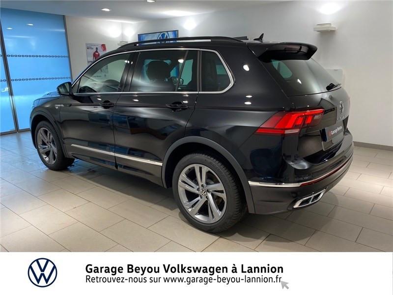 Photo 3 de l'offre de VOLKSWAGEN TIGUAN 2.0 TDI 150CH  DSG7 4MOTION à 43990€ chez Garage Beyou - Volkswagen Lannion