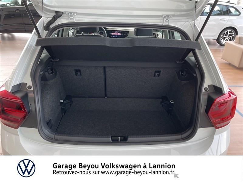 Photo 12 de l'offre de VOLKSWAGEN POLO 1.0 TSI 95 S&S BVM5 à 17790€ chez Garage Beyou - Volkswagen Lannion