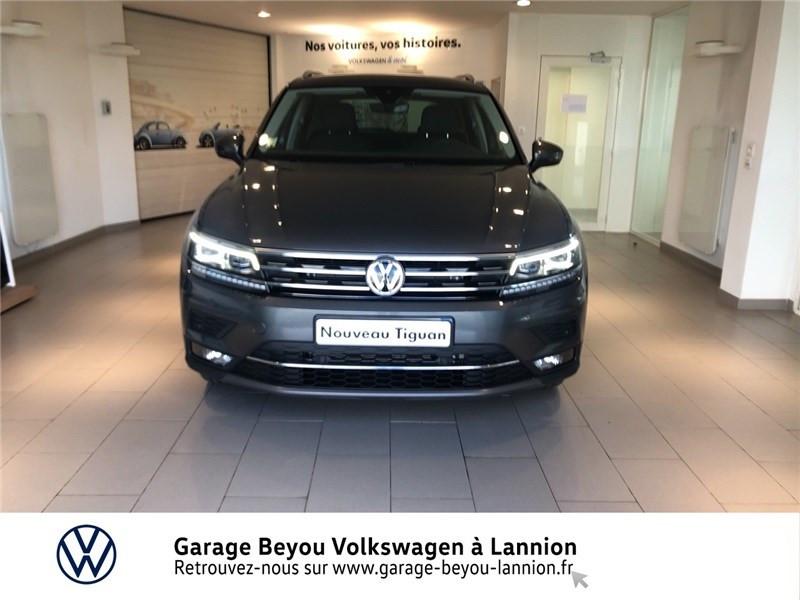 Photo 2 de l'offre de VOLKSWAGEN TIGUAN 2.0 TDI 150 DSG7 à 36990€ chez Garage Beyou - Volkswagen Lannion