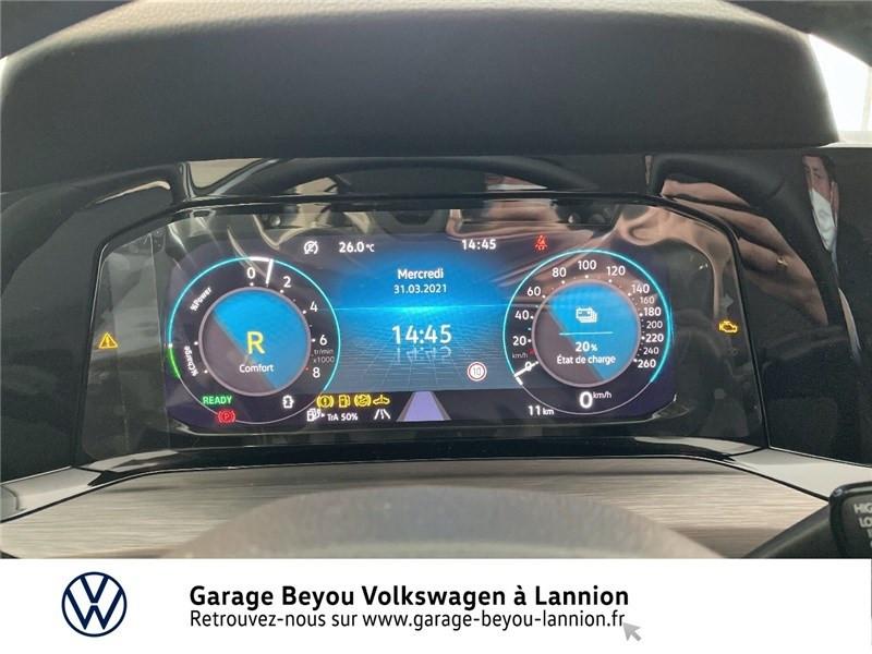 Photo 9 de l'offre de VOLKSWAGEN GOLF 1.4 HYBRID RECHARGEABLE OPF 204 DSG6 à 37990€ chez Garage Beyou - Volkswagen Lannion