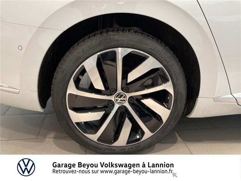 Photo 16 de l'offre de VOLKSWAGEN ARTEON 2.0 TDI EVO SCR 150 DSG7 à 43990€ chez Garage Beyou - Volkswagen Lannion