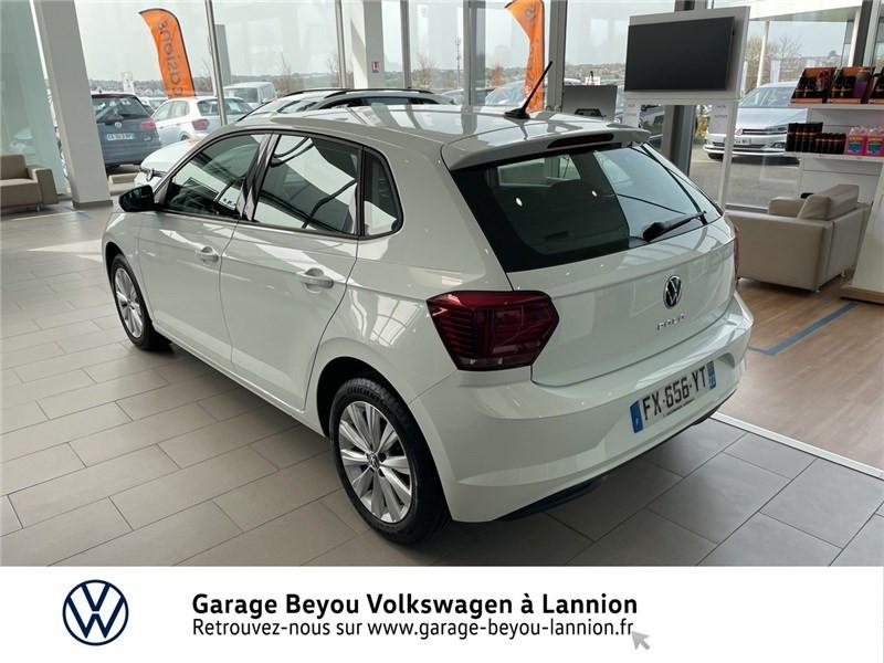 Photo 5 de l'offre de VOLKSWAGEN POLO 1.0 TSI 95 S&S BVM5 à 17790€ chez Garage Beyou - Volkswagen Lannion