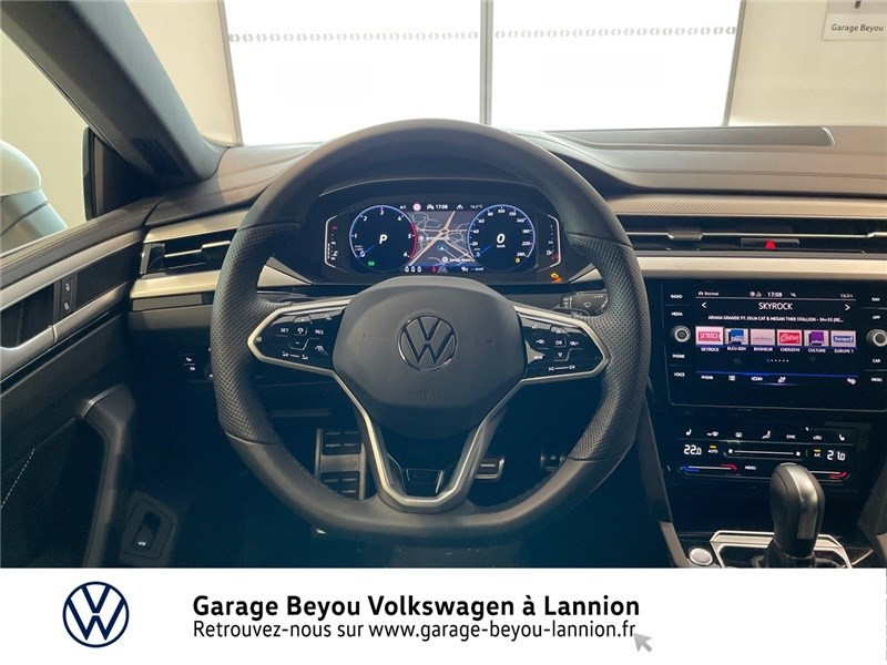 Photo 7 de l'offre de VOLKSWAGEN ARTEON 2.0 TDI EVO SCR 150 DSG7 à 43990€ chez Garage Beyou - Volkswagen Lannion