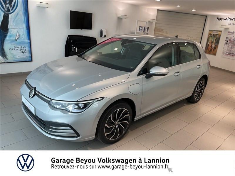 Photo 1 de l'offre de VOLKSWAGEN GOLF 1.4 HYBRID RECHARGEABLE OPF 204 DSG6 à 37990€ chez Garage Beyou - Volkswagen Lannion