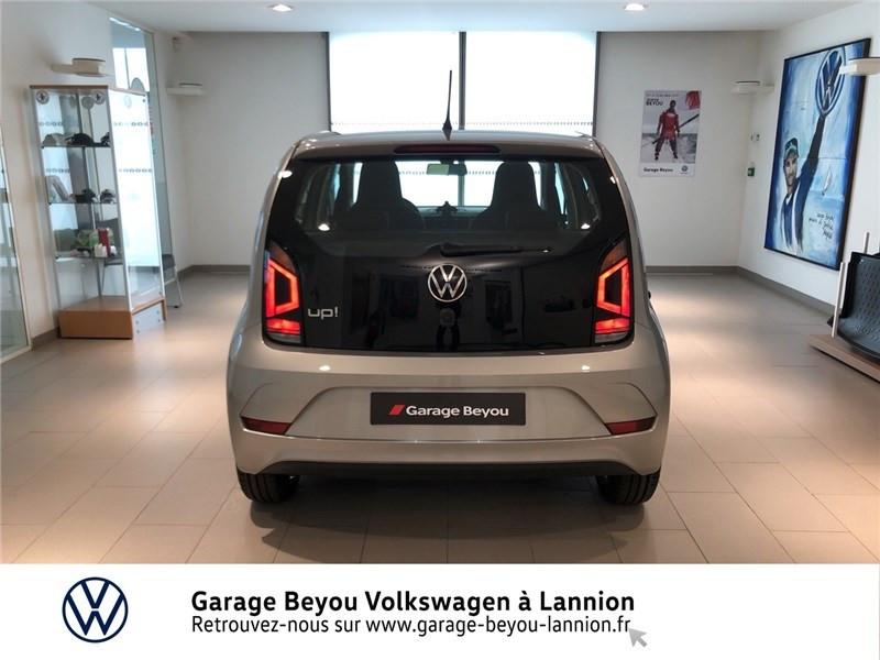 Photo 5 de l'offre de VOLKSWAGEN UP 1.0 60 BLUEMOTION TECHNOLOGY BVM5 à 11990€ chez Garage Beyou - Volkswagen Lannion