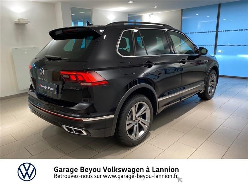 Photo 4 de l'offre de VOLKSWAGEN TIGUAN 2.0 TDI 150CH  DSG7 4MOTION à 43990€ chez Garage Beyou - Volkswagen Lannion