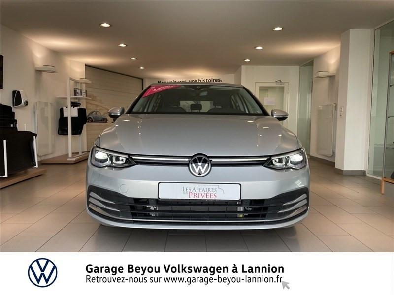 Photo 2 de l'offre de VOLKSWAGEN GOLF 1.4 HYBRID RECHARGEABLE OPF 204 DSG6 à 37990€ chez Garage Beyou - Volkswagen Lannion