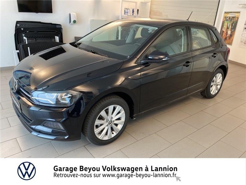 Photo 2 de l'offre de VOLKSWAGEN POLO 1.0 TSI 95 S&S BVM5 à 17990€ chez Garage Beyou - Volkswagen Lannion