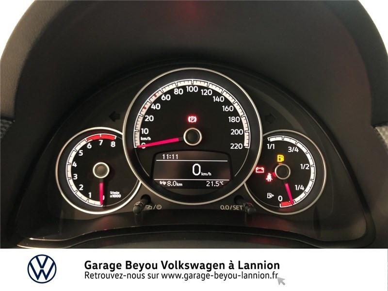 Photo 12 de l'offre de VOLKSWAGEN UP 1.0 60 BLUEMOTION TECHNOLOGY BVM5 à 11990€ chez Garage Beyou - Volkswagen Lannion