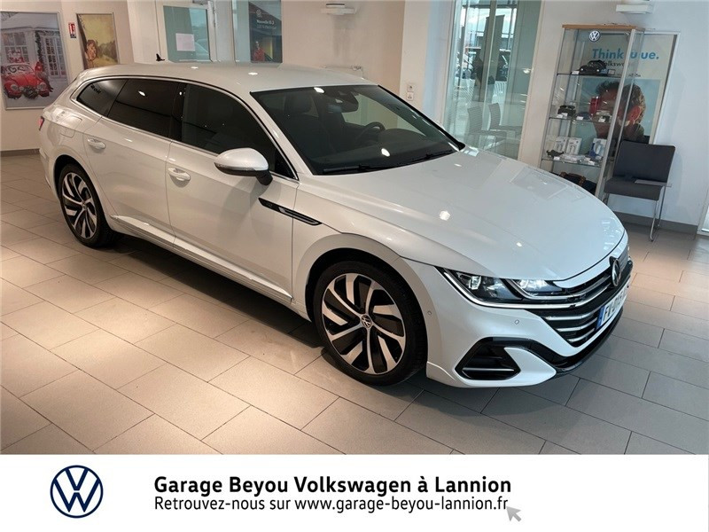 Photo 2 de l'offre de VOLKSWAGEN ARTEON 2.0 TDI EVO SCR 150 DSG7 à 43990€ chez Garage Beyou - Volkswagen Lannion