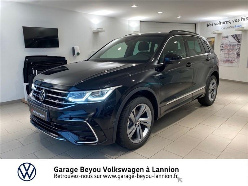 Photo 1 de l'offre de VOLKSWAGEN TIGUAN 2.0 TDI 150CH  DSG7 4MOTION à 43990€ chez Garage Beyou - Volkswagen Lannion