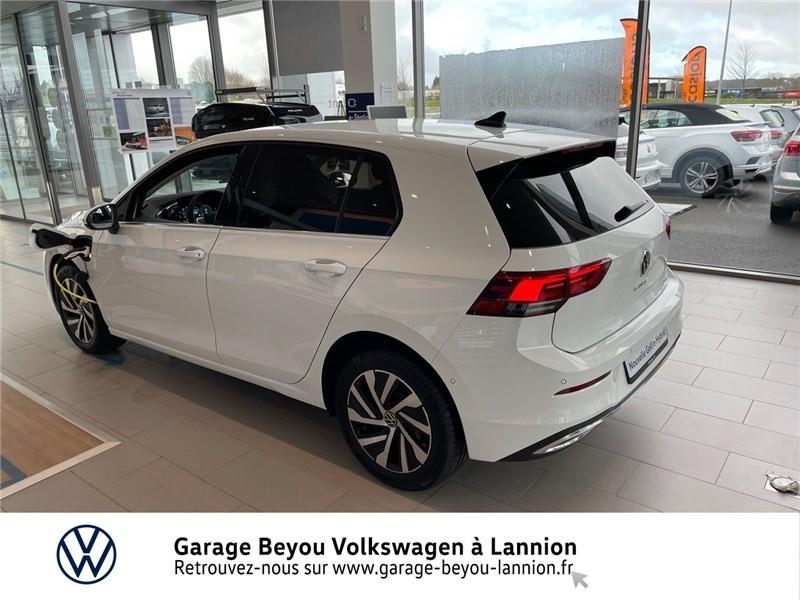 Photo 4 de l'offre de VOLKSWAGEN GOLF 1.4 HYBRID RECHARGEABLE OPF 204 DSG6 à 38990€ chez Garage Beyou - Volkswagen Lannion