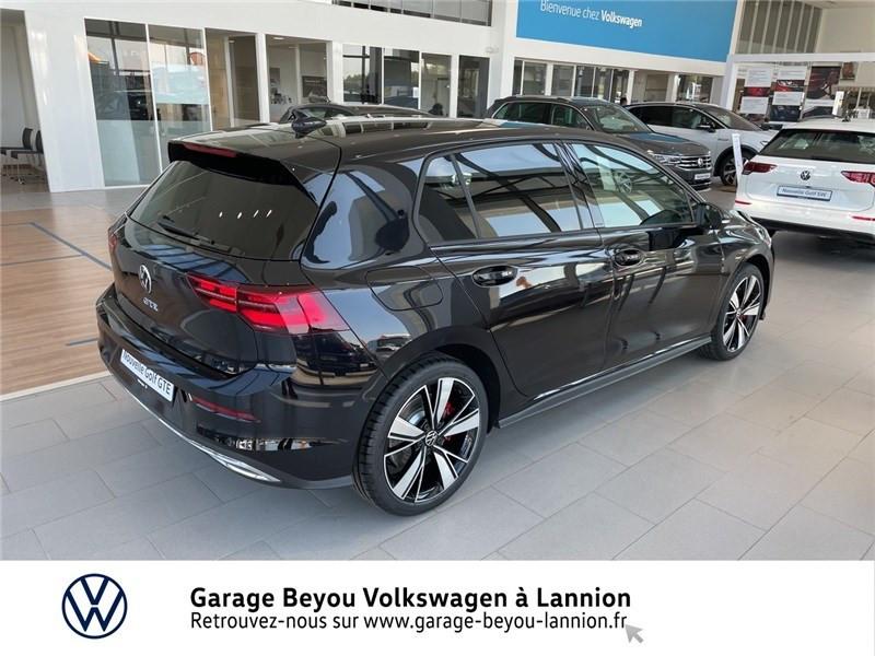 Photo 4 de l'offre de VOLKSWAGEN GOLF 1.4 HYBRID RECHARGEABLE OPF 245 DSG6 à 49690€ chez Garage Beyou - Volkswagen Lannion