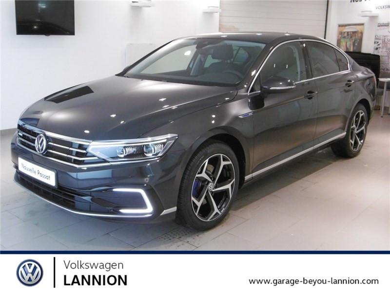 Photo 3 de l'offre de VOLKSWAGEN PASSAT 1.4 TSI HYBRIDE RECHARGEABLE DSG6 à 36990€ chez Garage Beyou - Volkswagen Lannion