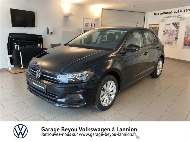 Photo 1 de l'offre de VOLKSWAGEN POLO 1.0 TSI 95 S&S BVM5 à 17990€ chez Garage Beyou - Volkswagen Lannion