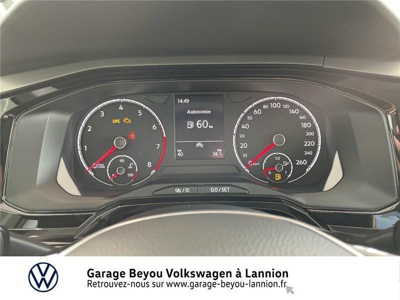 Photo 9 de l'offre de VOLKSWAGEN POLO 1.0 TSI 95 S&S BVM5 à 17790€ chez Garage Beyou - Volkswagen Lannion